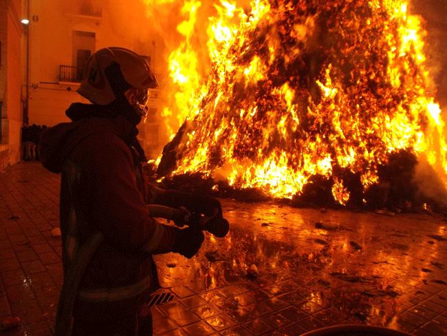 consecuencias catastroficas fugas de agua equipos cpi anti incendios