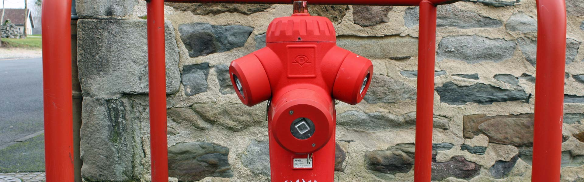 fugas de agua en sistemas contra incendios pci